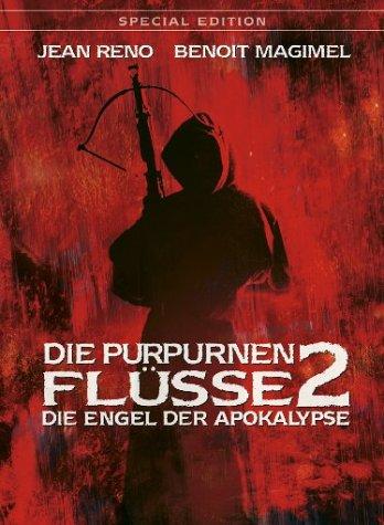 Die purpurnen Flüsse 2 - Die Engel der Apokalypse (Special Edition, 2 DVDs)