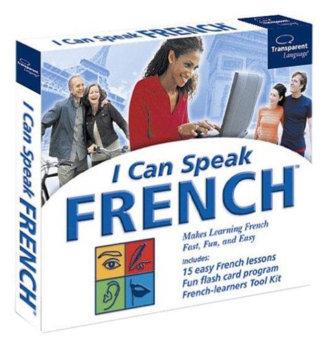I Can Speak French Jewel CaseB00008WQ3A