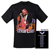 Meat Loaf - T-Shirt Bat 05 (in XL)