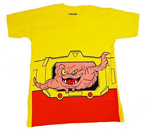 Teenage Mutant Ninja Turtles Krang Costume T-shirt
