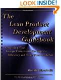 The Lean Product Development Guidebook: Everything Your Design Team Needs to Improve Efficiency and Slash Time to Market
