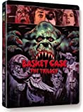 Basket Case Trilogy 'Limited Edition Steelbook | Basket Case / Basket Case 2 / Basket Case 3: The Progeny' (Blu-ray) 'Region Free'