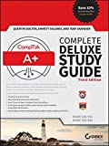 img - for CompTIA A+ Complete Deluxe Study Guide: Exams 220-901 and 220-902 book / textbook / text book