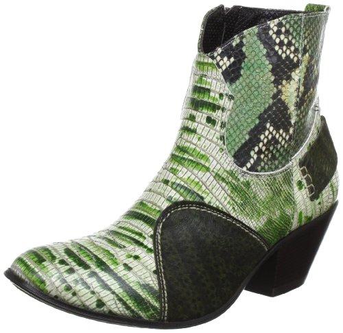 Jo Ghost Jo Ghost 2275 Boots Womens Green Grün (07084) Size: 6 (39 EU)