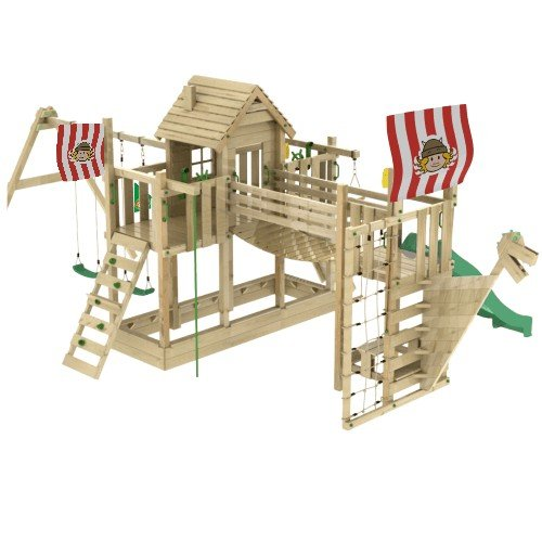 spielger te f r den garten von der schaukel zum piratenschiff. Black Bedroom Furniture Sets. Home Design Ideas