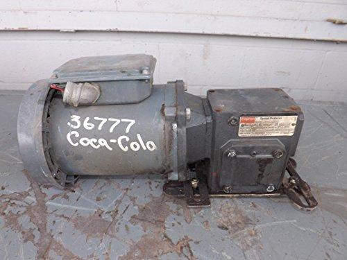 Reliance Electric, Dayton P56H7669, 4Z294A Motor W/ Speed Reducer T39556