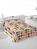 Colcha Bouti Donuts (Multicolor)