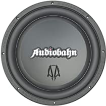 Audiobahn AMW80H 8-Inch Subwoofer 250W RMS