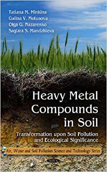 Heavy metal compounds in soil transformation upon soil for What substances are in soil