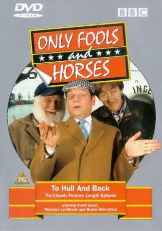Only Fools and Horses – To Hull and Back [1981]