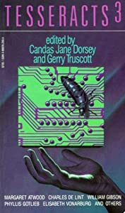 Tesseracts 3 by Candas Jane Dorsey and Gerry Truscott