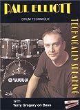 echange, troc Drum Technique - Technically Speaking [Import anglais]