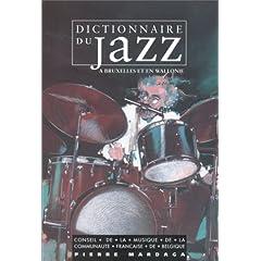 Dictionnaire du jazz bruxelles - wallonie