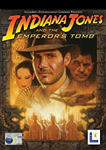 Indiana Jones and the Emperor's Tomb (PC)