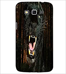 PrintDhaba Jaguar D-4356 Back Case Cover for SAMSUNG GALAXY GRAND 2 (Multi-Coloured)