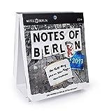 Image de Notes of Berlin 2017: Eine Hommage an die Berliner Zettelwirtschaft