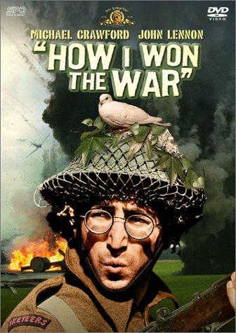 ジョン・レノンの僕の戦争 [DVD]