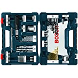 Bosch MS4091 Drill and Drive Set, 91 Piece