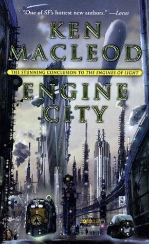 Image for Engine City (The Engines of Light, Book 3)
