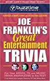 Joe Franklin's Great Entertainment Trivia (Buzztime Trivia Series)