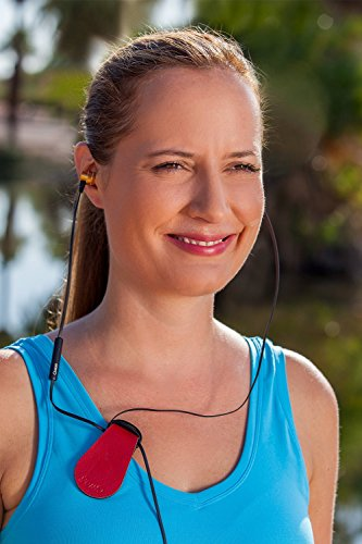 New Workout Headphones Cord Wrap with Ultra-Fresh™ Antimicrobial Protection; Doubles as Screen Cleaner and Sunglass Holder; Gwee Sport Guppy, 2-pack; Magnetic Earbuds Storage Clip Manages Cords while Exercising; Keeps Wires Secure while Running; 100% Mon цена и фото