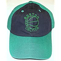 Boston Celtics Slouch Strap Back NBA Elevation Hat - Osfa - EZF57
