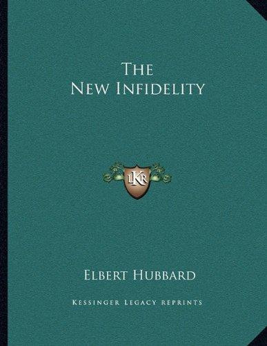 The New Infidelity