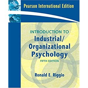 introduction to industrial organizational psychology 5th edition pdf