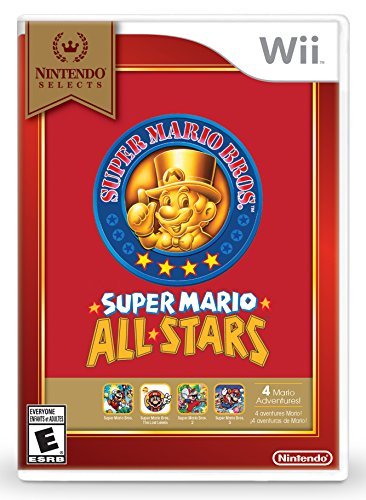 Nintendo Selects: Super Mario All-Stars (Super Mario Bros 3 Nintendo compare prices)
