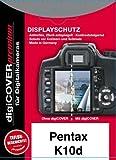 DigiCover Premium Screen Protector for Pentax K10D