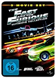 DVD THE FAST AND THE FURIOUS - ULTIMATE