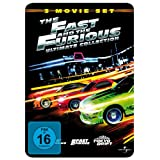 "The Fast and the Furious 1 - 3 (Ultimate Collection, 3 DVDs im Steelbook- limited Edtion) [Limited Edition]von ""Vin Diesel,Paul Walker..."""