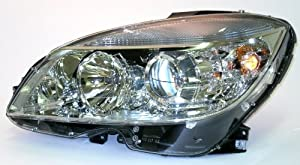 OEM Mercedes Benz HALOGEN HEADLAMP (LEFT) C300 C350 (2008-11) AL 2048208761
