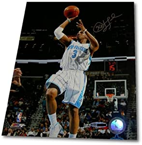 Chris Paul Signed Autographed 8X10 Photo Amazing New Orleans Hornets # 103 UDA Upper... by Upper+Deck+Authenticated