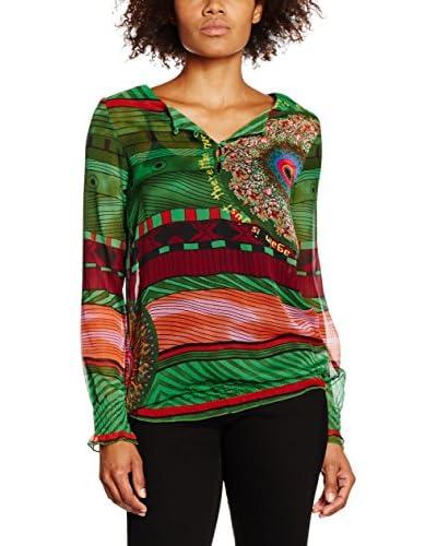 Desigual Blusa Lisa Rep