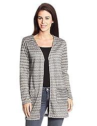 Anaphora Women's Cotton Coat (56574_Multicoloured_Small)