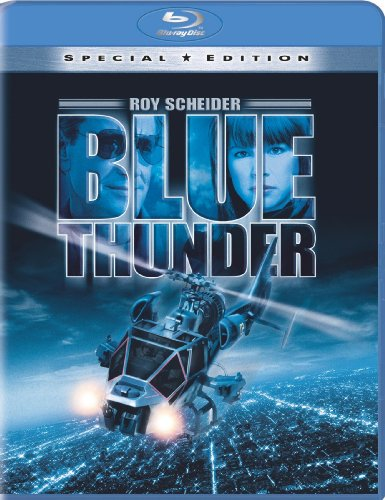 Cover art for  Blue Thunder [Blu-ray]
