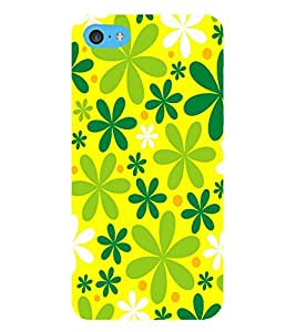 EPICCASE Floral power Mobile Back Case Cover For Apple iPod Touch 6 (Designer Case)