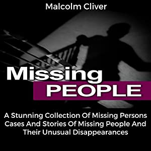 Missing People Audiobook