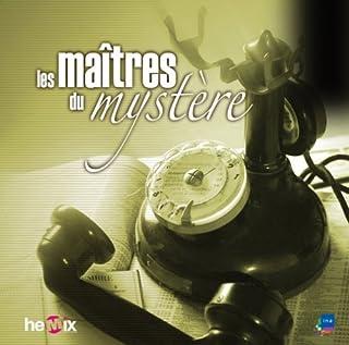 Les maîtres du mystère : [07] : l'homme fini... [etc.], Franck, Alain
