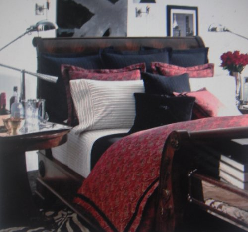 Black And Cream Bedding