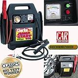 Clarke 910 Jump Start with 12V Compressor - Best Reviews Guide
