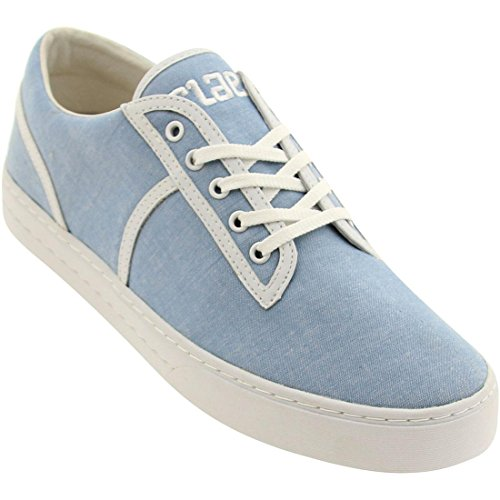 Clae Men's Kennedy (sky chambray)-12.0