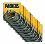 NFL Green Bay Packers Premium Coaster Set at Amazon.com
