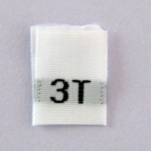 Childrens Clothing Labels