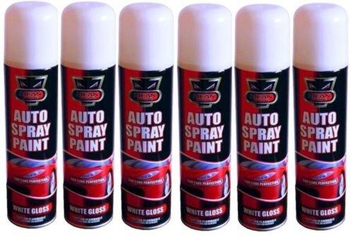 6-x-white-gloss-auto-spray-paint-all-purpose-aerosol-can-diy-interior-exterior