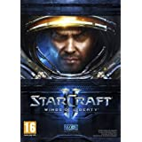 Starcraft II: Wings of Liberty (Mac/PC DVD-ROM)by Blizzard