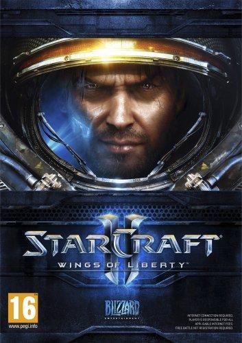 Starcraft II: Wings of Liberty (Mac/PC DVD-ROM) [Edizione: Regno Unito]