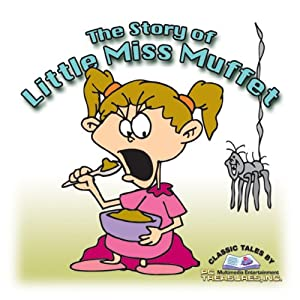 The Story of Little Miss Muffet Audiobook