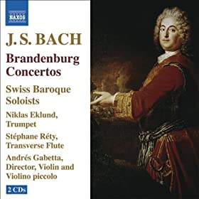 Brandenburg Concerto No. 2 in F major, BWV 1047: I. [Allegro]